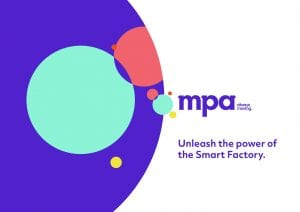 White paper front cover - Unleash the power of the smart factory